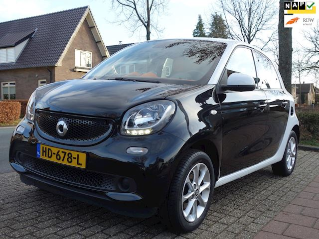 Smart Forfour 1.0 Joy Edition Edition Passion 39.000 km