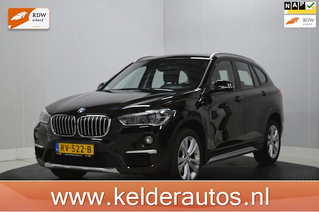 BMW X1 sDrive18d Corporate Lease X-line, Automaat, Navi, Clima, Cruise, Camera, Mooie auto