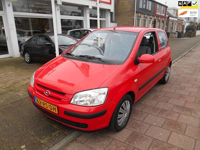 Hyundai Getz 1.3i Active Cool