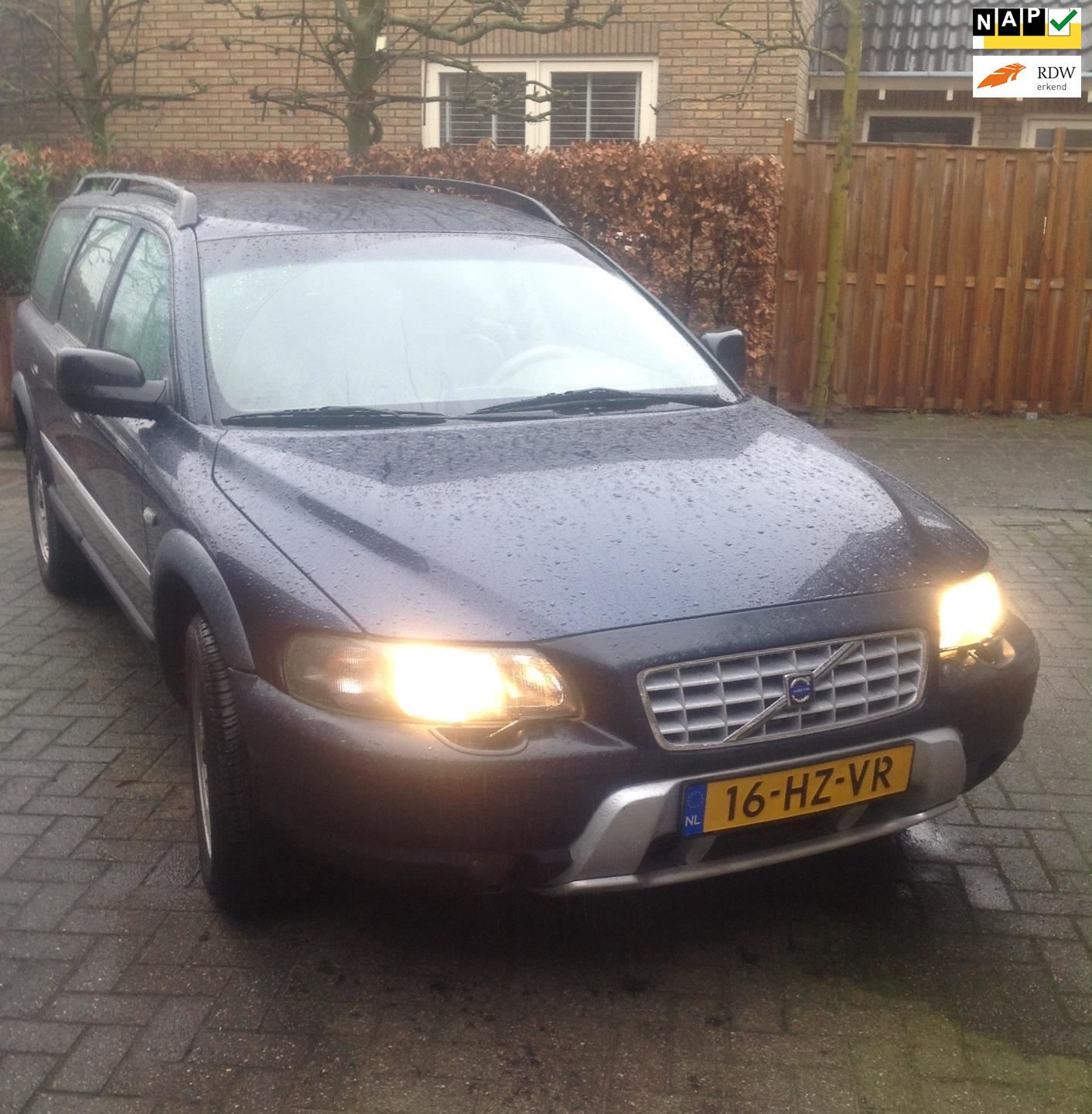 Volvo V70 Cross Country occasion - Wim Moonen auto's