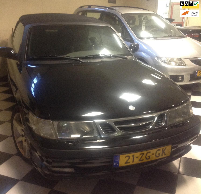 Saab 9-3 Cabrio occasion - Wim Moonen auto's