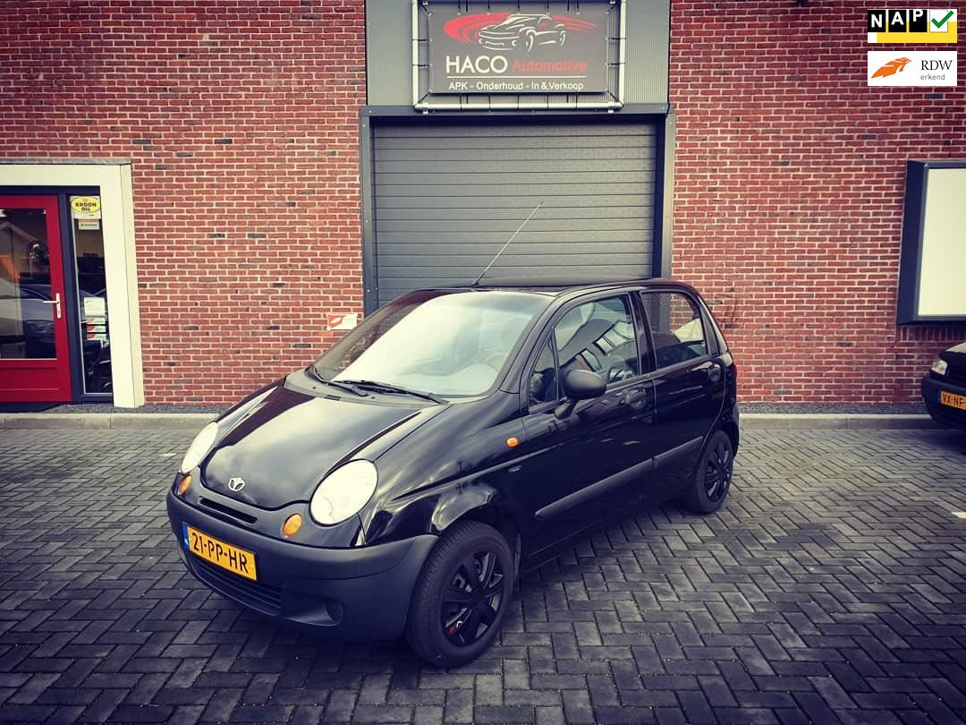 Daewoo Matiz occasion - HACO Automotive