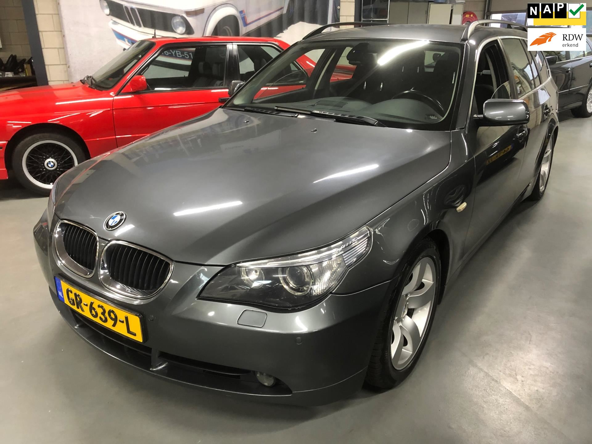BMW 5-serie Touring occasion - Auto Molenaar