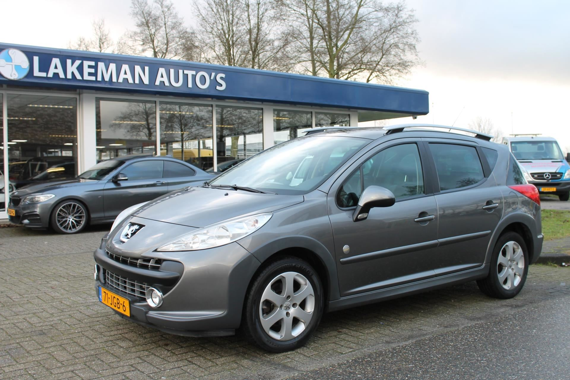 Peugeot 207 SW Outdoor occasion - Lakeman auto's Almere B.V.