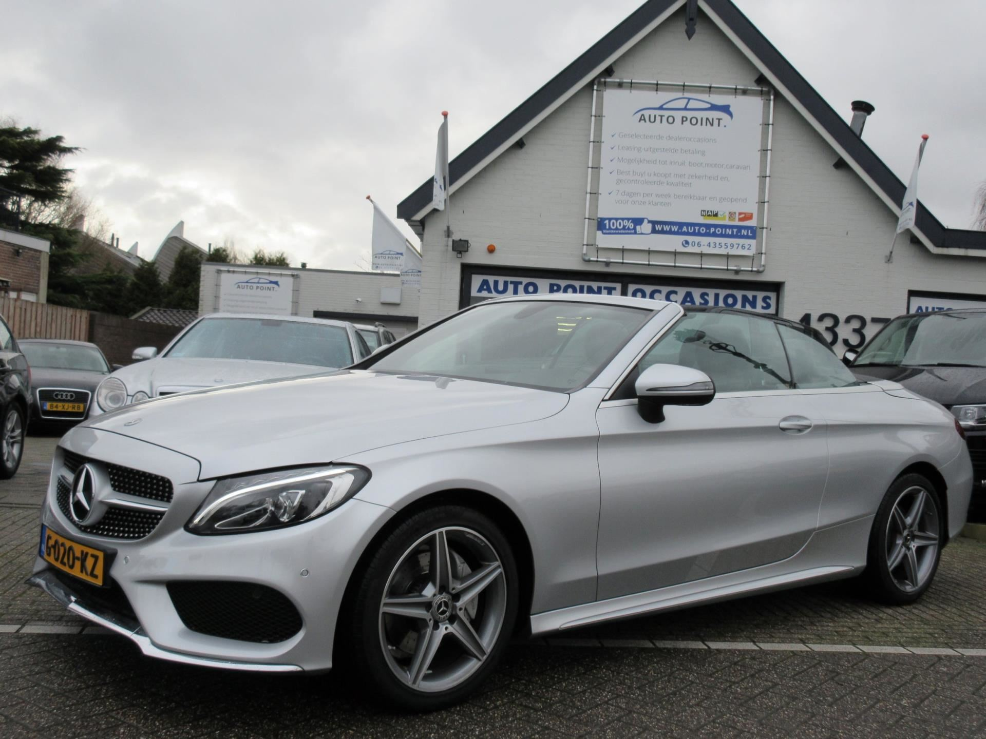 Mercedes-Benz C-klasse Cabrio occasion - Auto Point