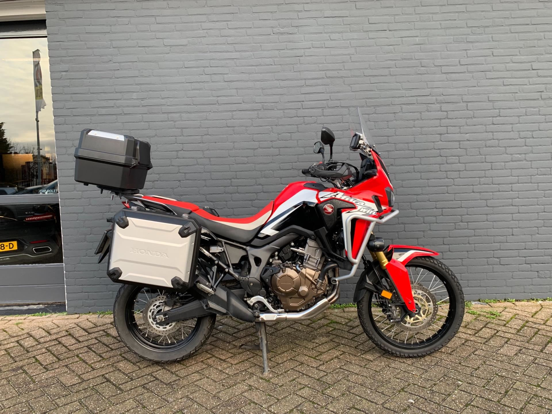 Honda All-Road occasion - Auto Leiderdorp