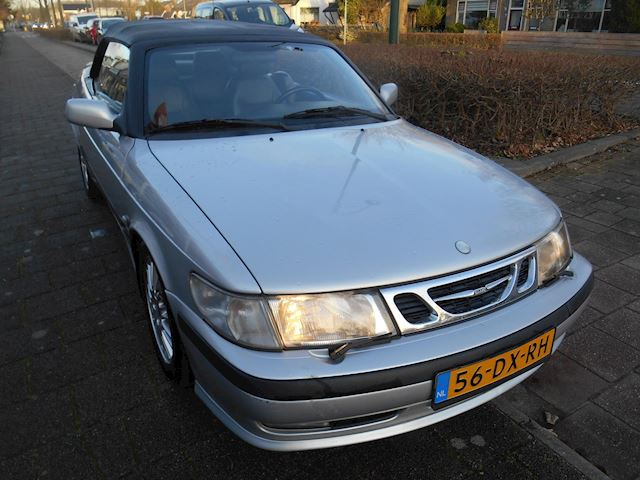 Saab 9-3 Cabrio 2.0t SE