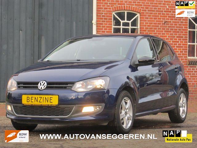 Volkswagen Polo 1.2 12v style 70 pk/klima/stoelverw./incl gar.