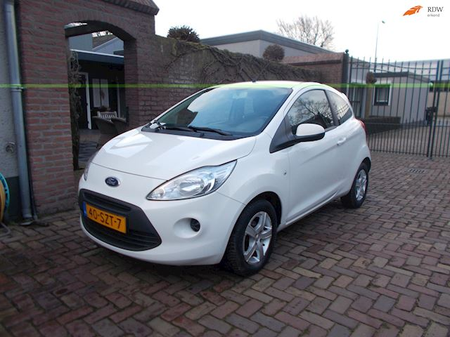 Ford Ka 1.2 Cool  Sound start/stop bj 2012 mooie auto