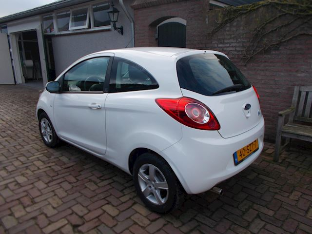 Ford Ka 1.2 Cool & Sound start/stop bj 2012 mooie auto