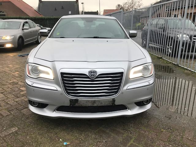 Lancia Thema 3.0 Multijet Platinum