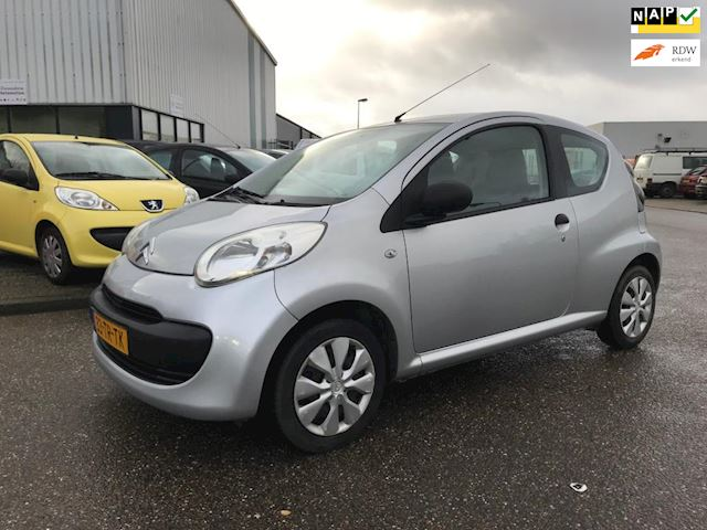Citroen C1 1.0-12V Séduction, Mooie auto+Nap, Apk 07-11-2021