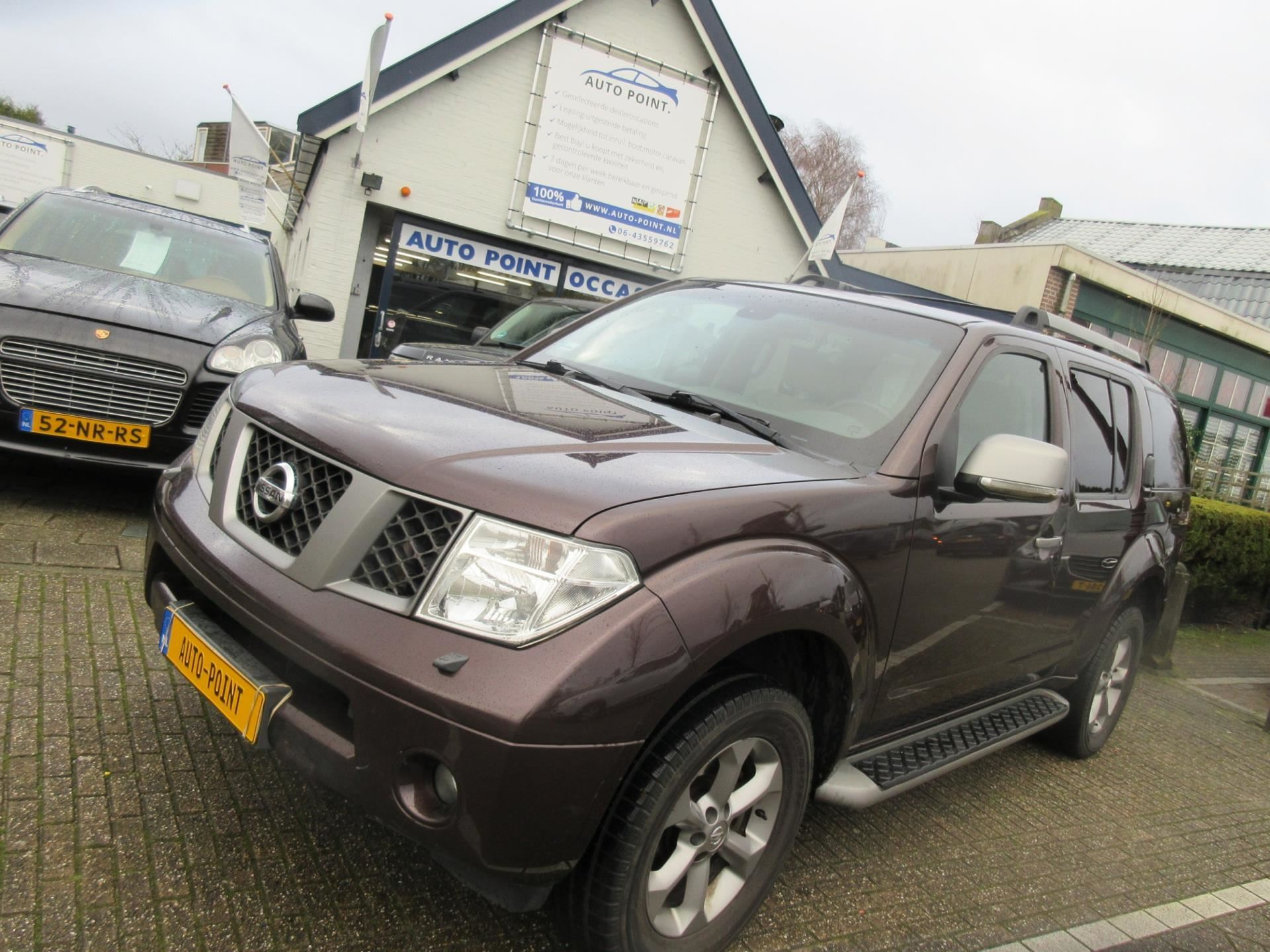 Nissan Pathfinder occasion - Auto Point