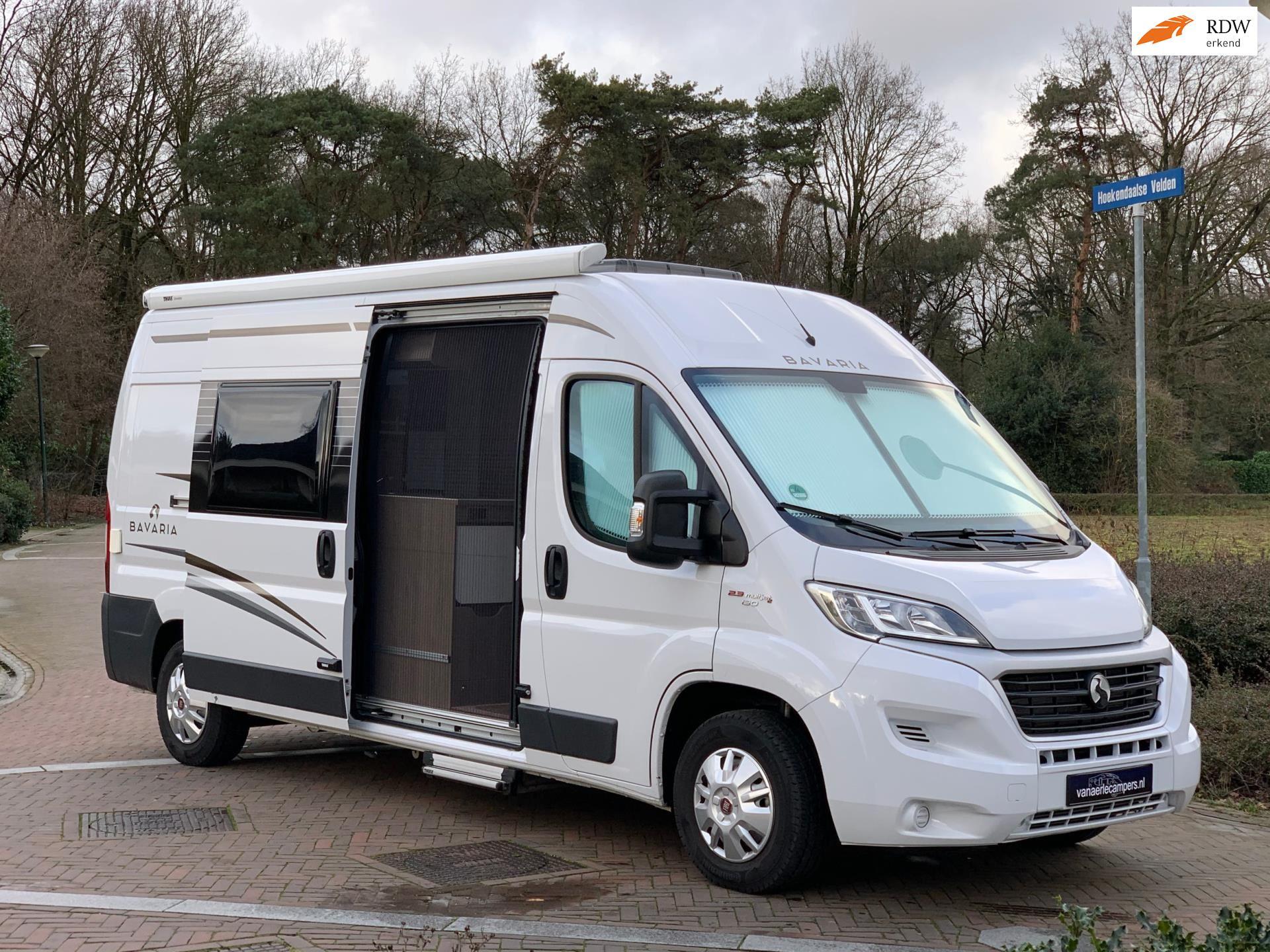 Pilote Bavaria V600 Buscamper-Zeer exclusief-Xl Koelkast-Ruimtelijke indeling occasion - Eric van Aerle Auto's
