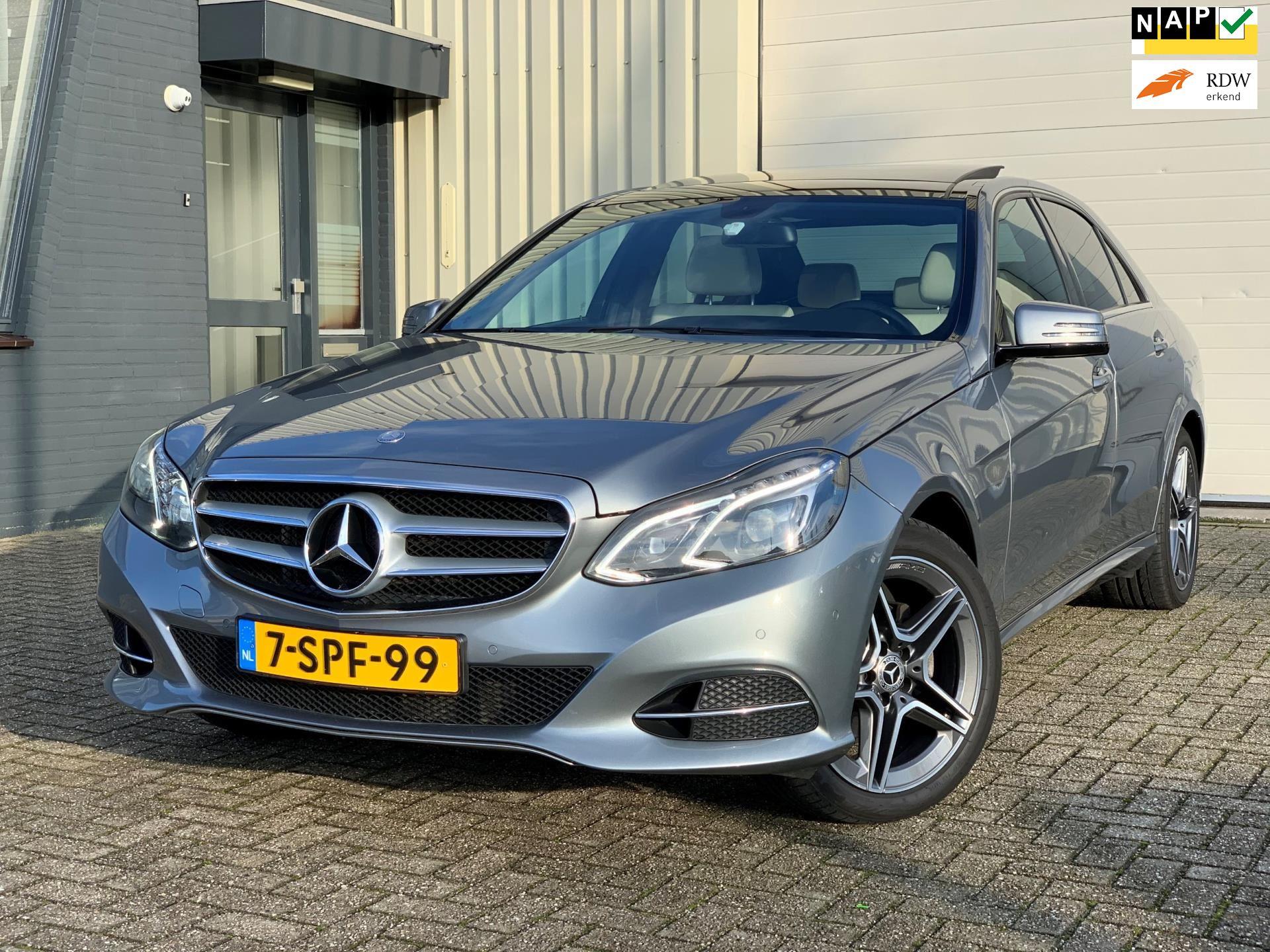 Mercedes-Benz E-klasse occasion - Ultimate Auto's