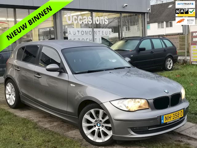 BMW 1-serie 116i Introduction Airco/PDC/El.ramen/LMV/APK/6-bak