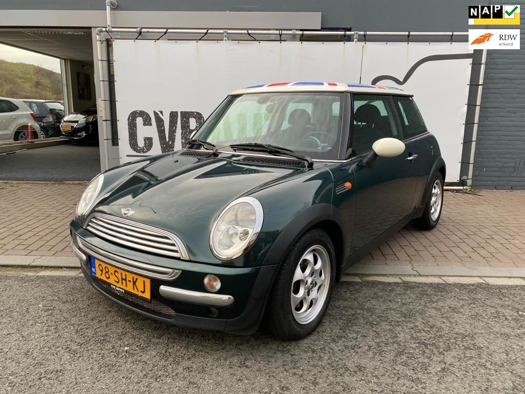 Mini Mini occasion - CVB Auto's