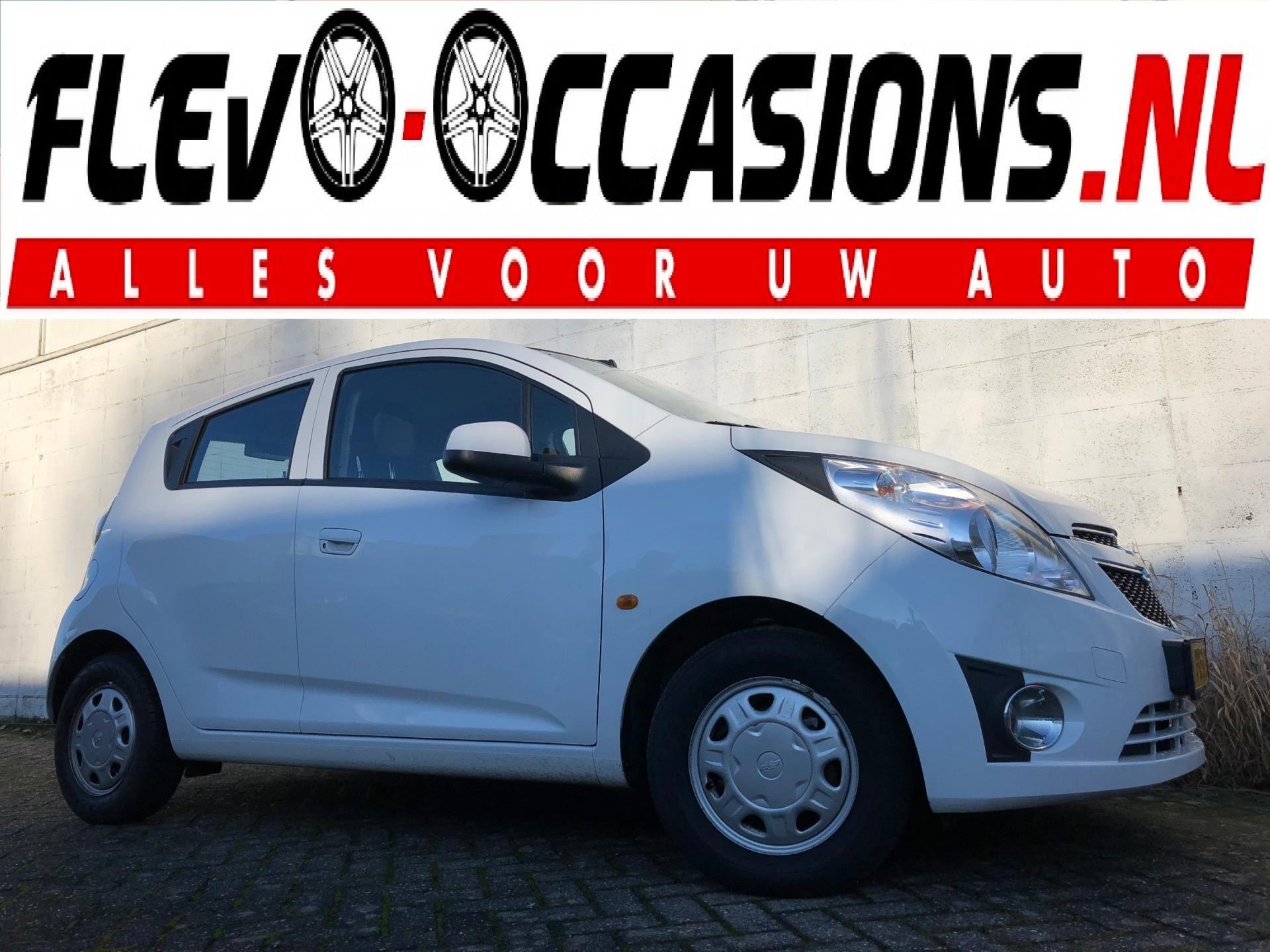 Chevrolet Spark occasion - Flevo Occasions