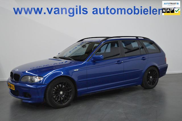 BMW 3-serie Touring 330xd Executive AUTOMAAT