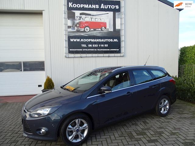 Ford Focus Wagon occasion - Koopmans Auto's