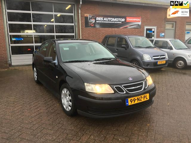 Saab 9-3 Sport Sedan occasion - RESAUTOMOTOR