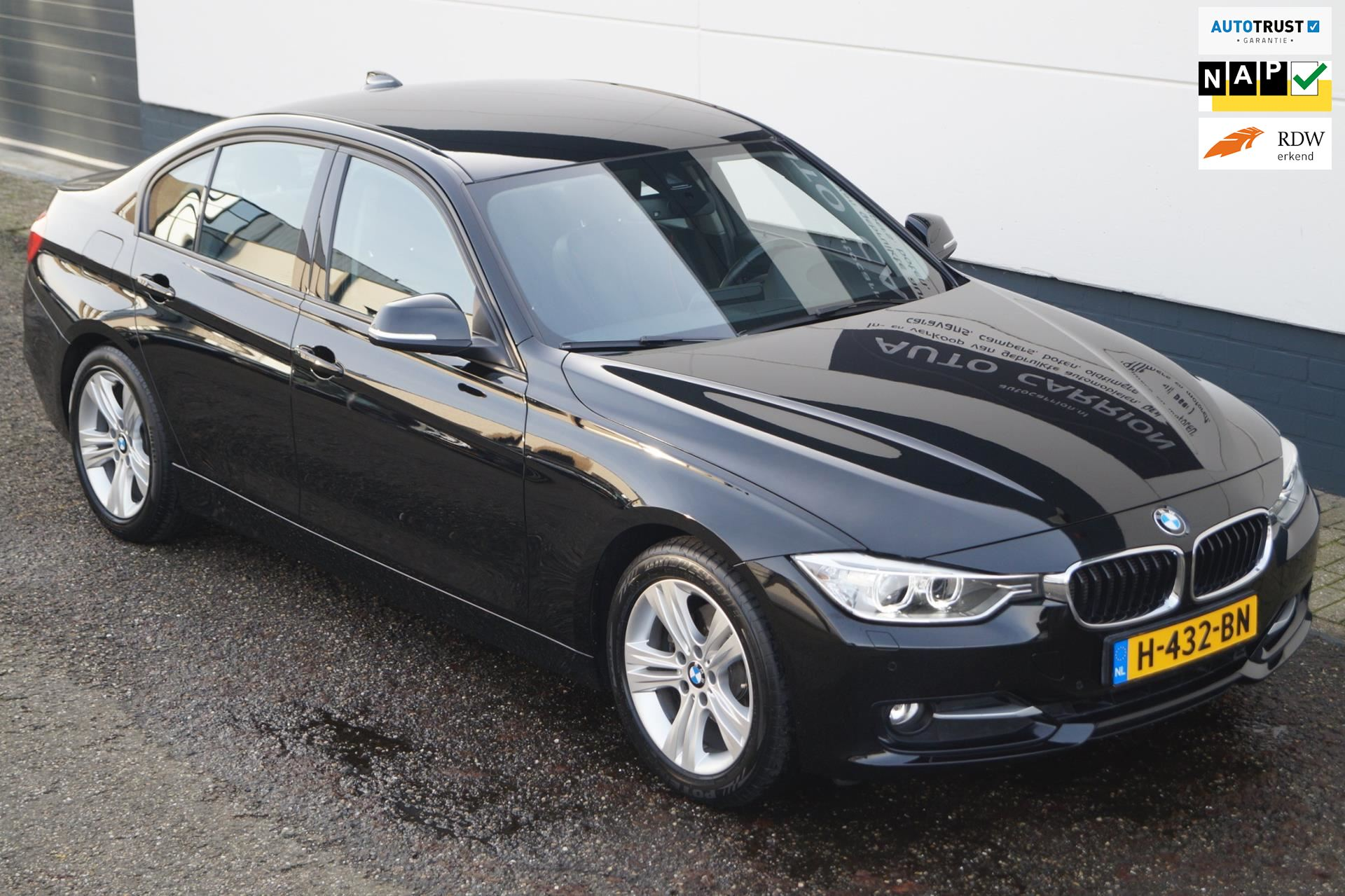BMW 3-serie occasion - CARRION