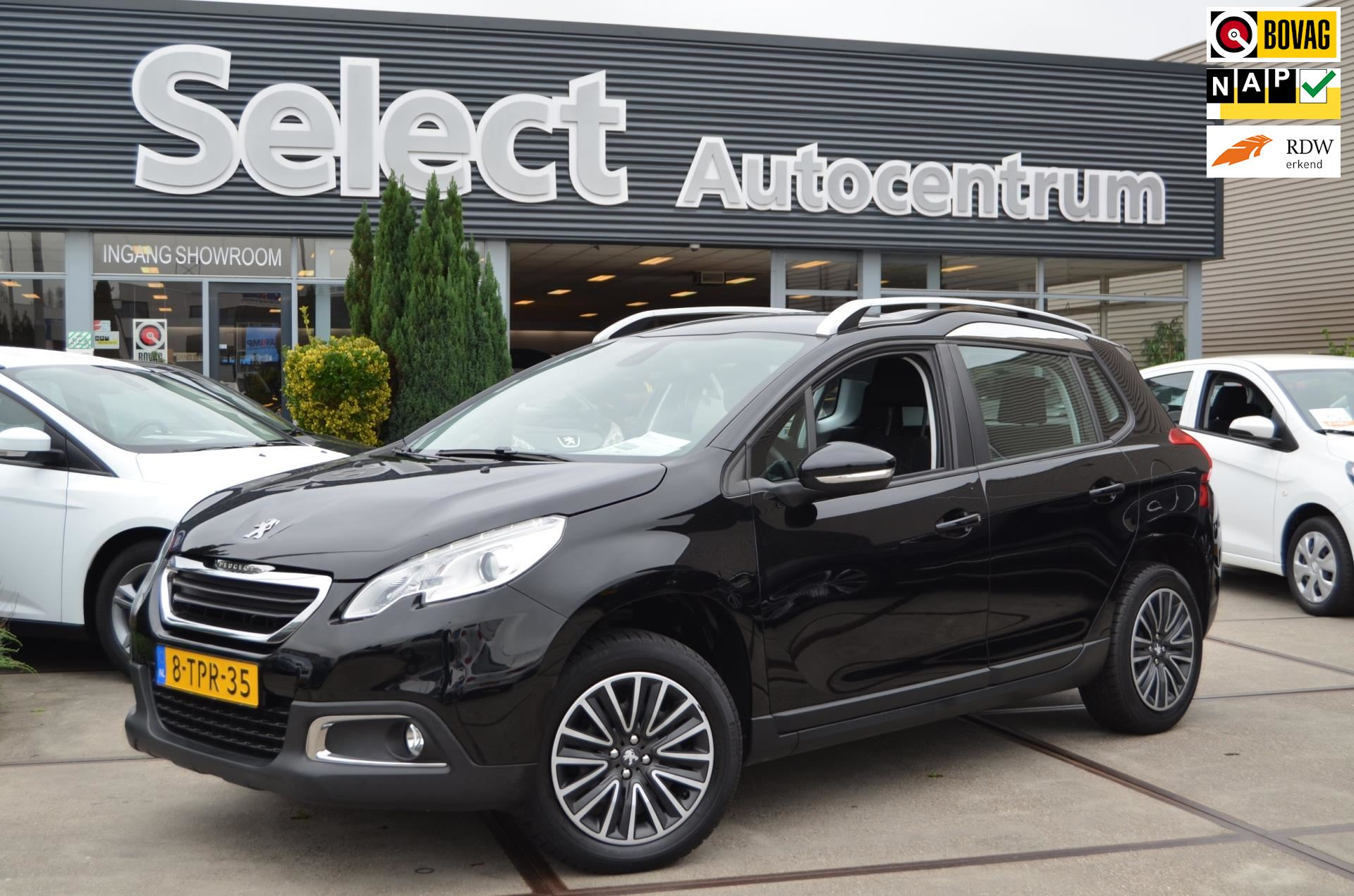 Peugeot 2008 occasion - Select Autocentrum