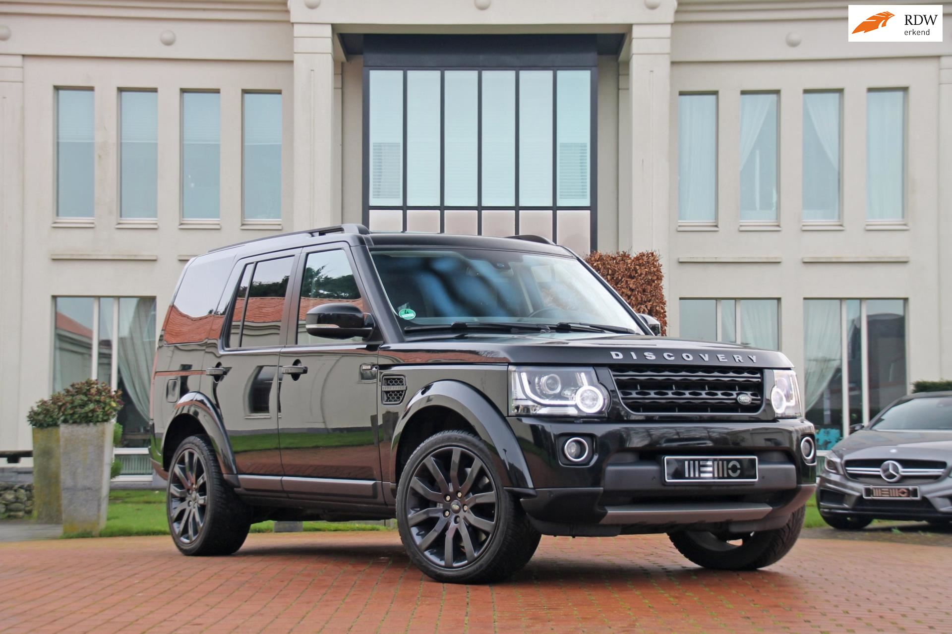 Land Rover Discovery occasion - Memo Performance