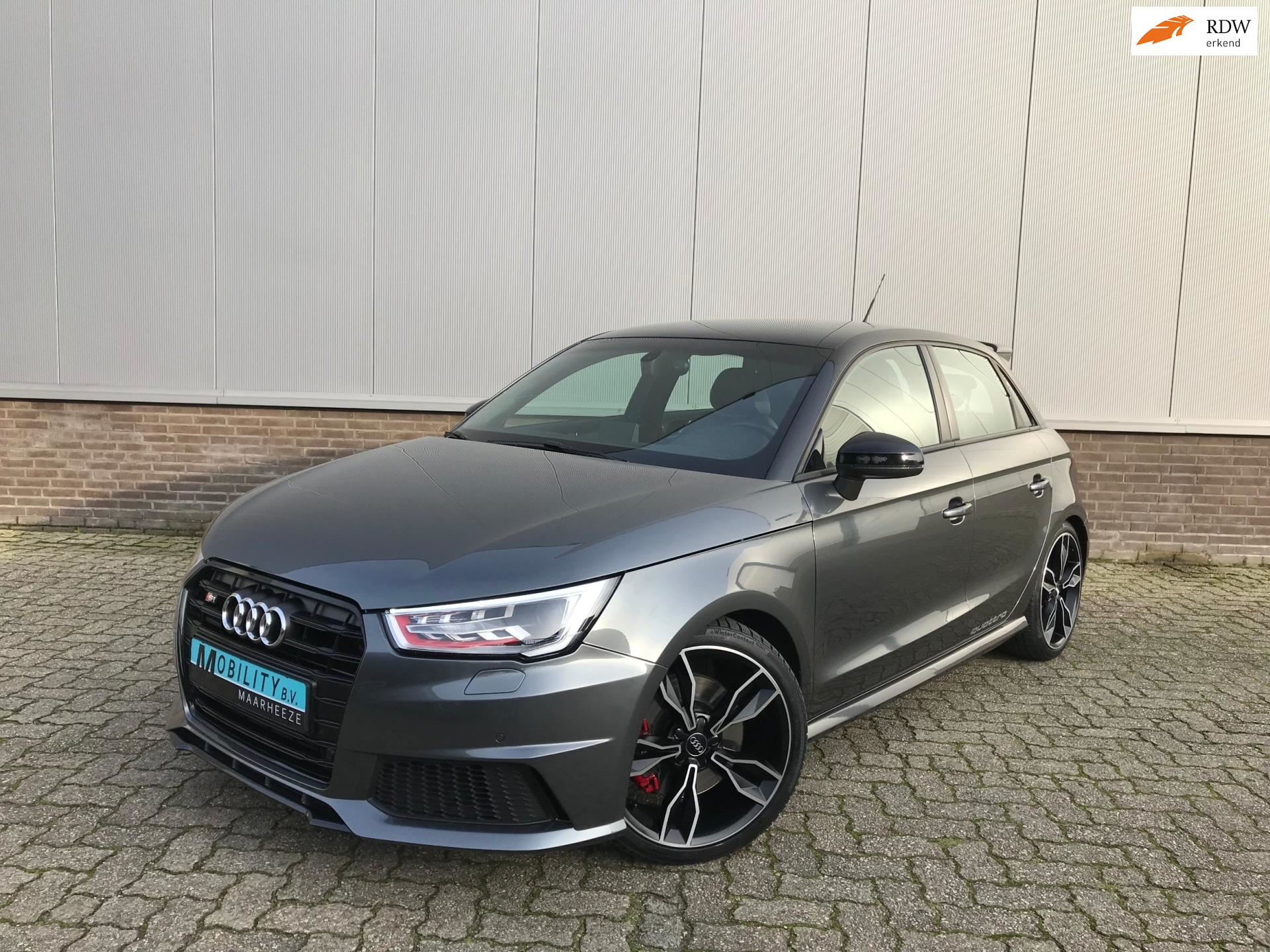 Audi S1 Sportback occasion - Mobility Maarheeze