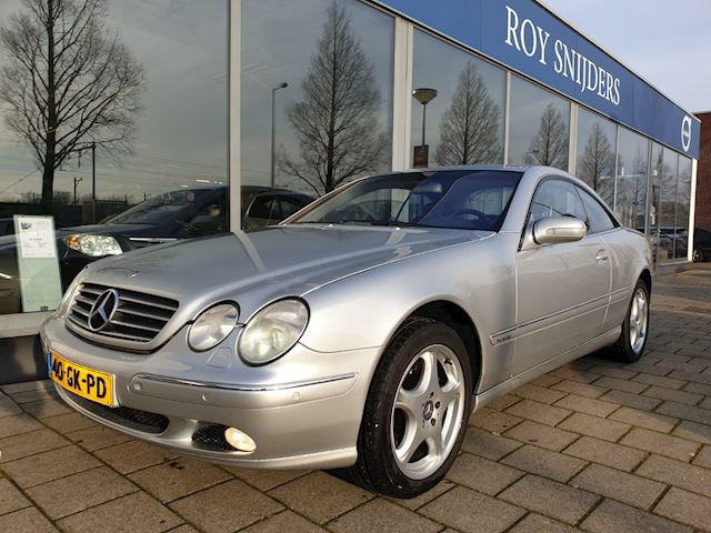 Mercedes-Benz CL-klasse 600