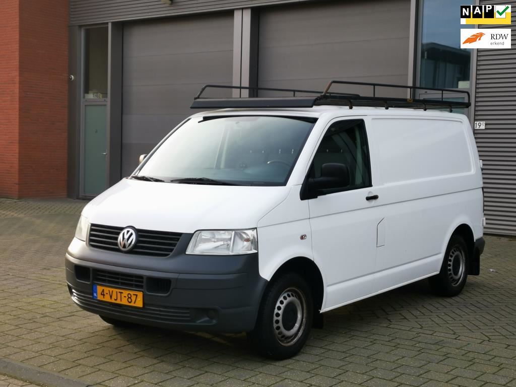 Volkswagen Transporter occasion - Staal Cars