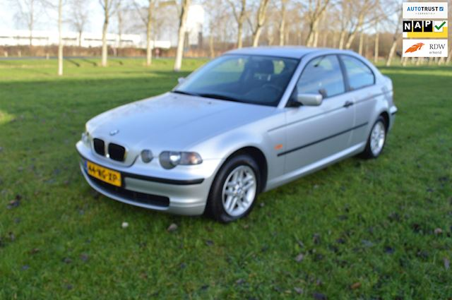 BMW 3-serie Compact 318td Comfort Line