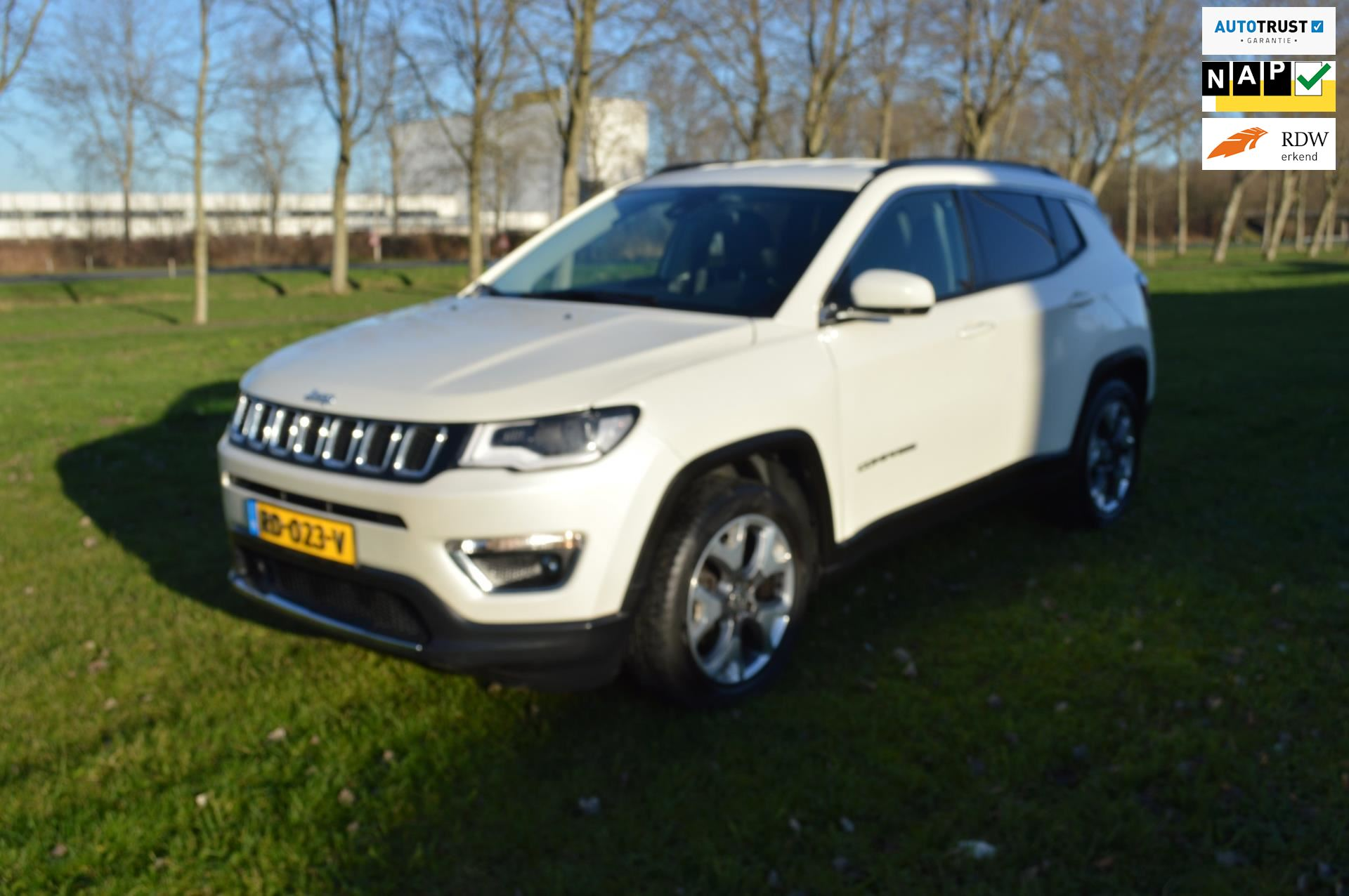 Jeep Compass occasion - New Occasions Almere Buiten