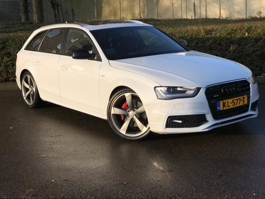 Audi A4 Avant occasion - Styl Cars