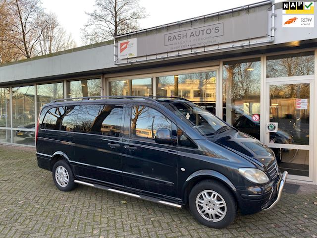 Mercedes-Benz Vito 111 CDI 320 Lang DC luxe 2004 | MARGE |