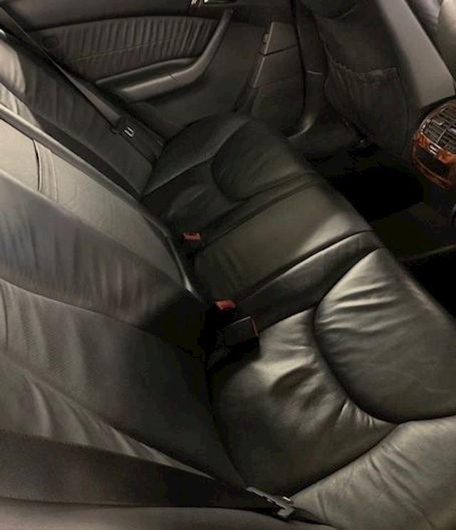 Mercedes-Benz S-klasse S320 CDi
