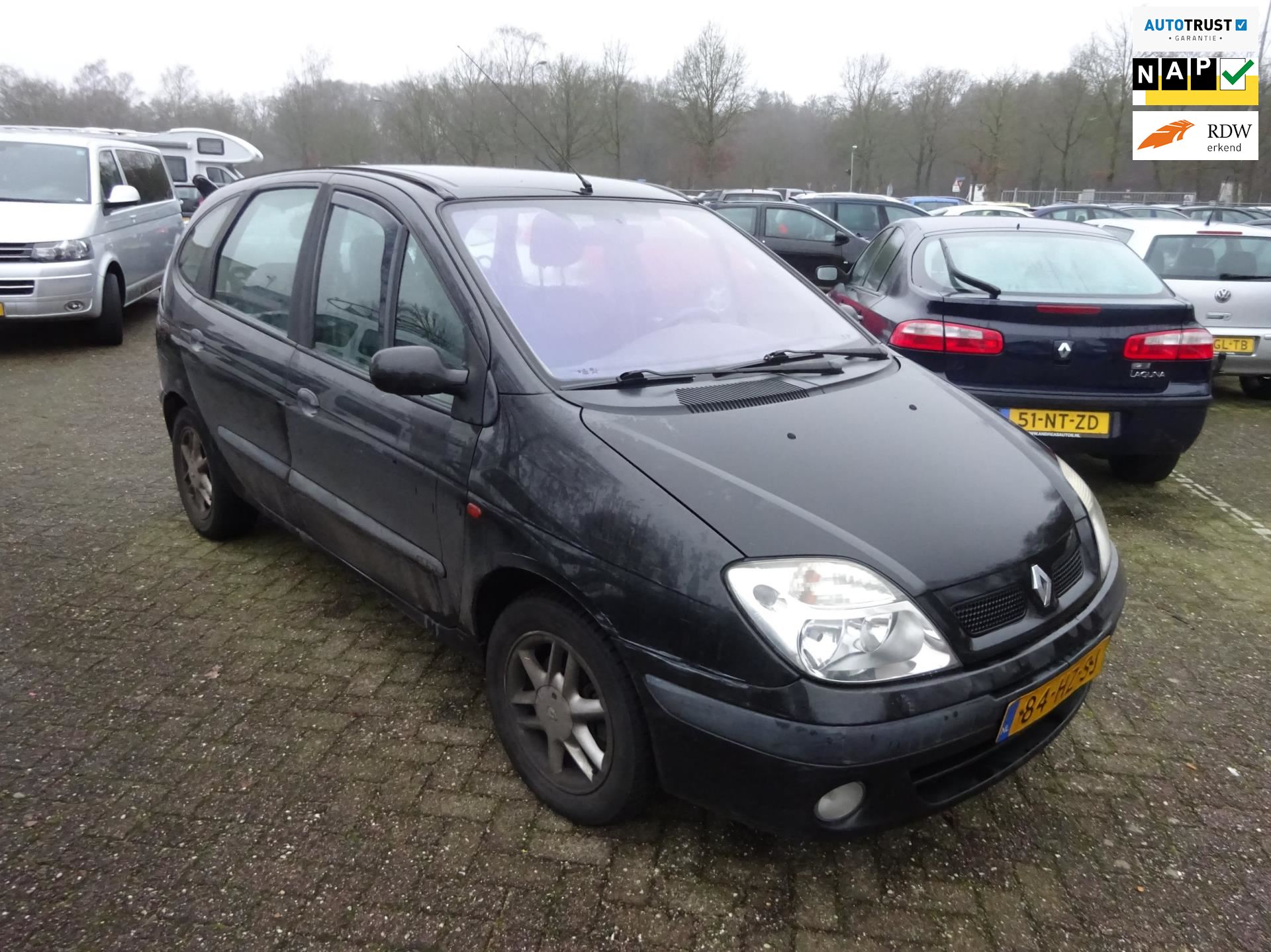 Renault Scénic occasion - Andreas Auto's