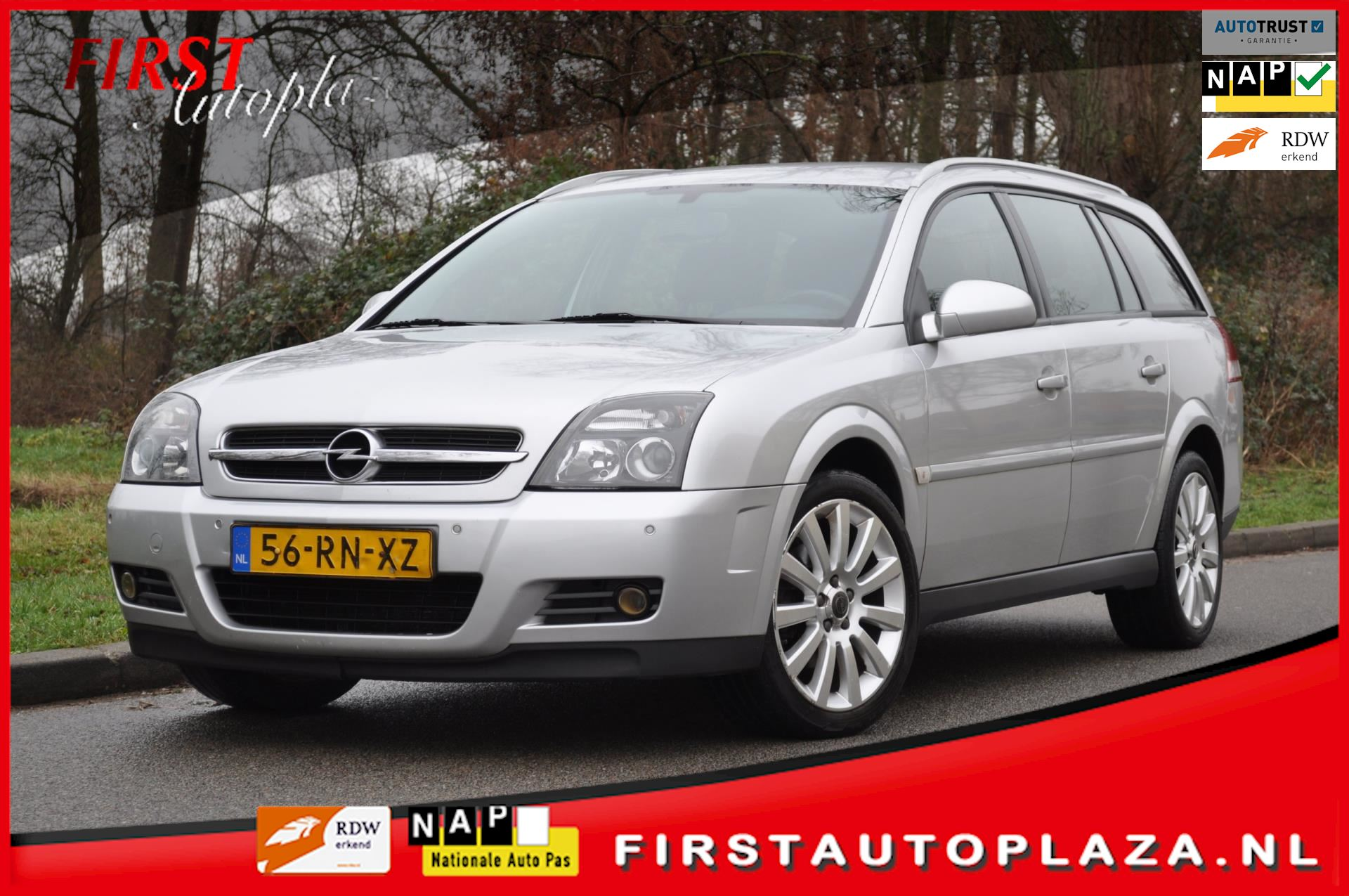 Opel Vectra Wagon occasion - FIRST Autoplaza B.V.