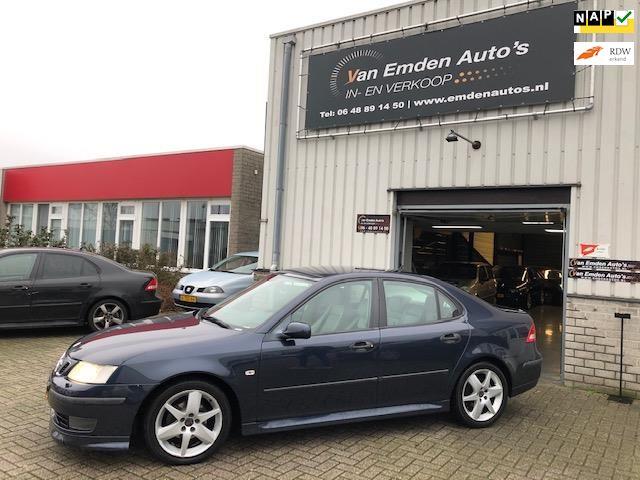 Saab 9-3 Sport Sedan occasion - Van Emden Auto`s