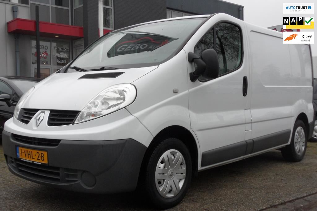 Renault Trafic occasion - Gebo Auto's
