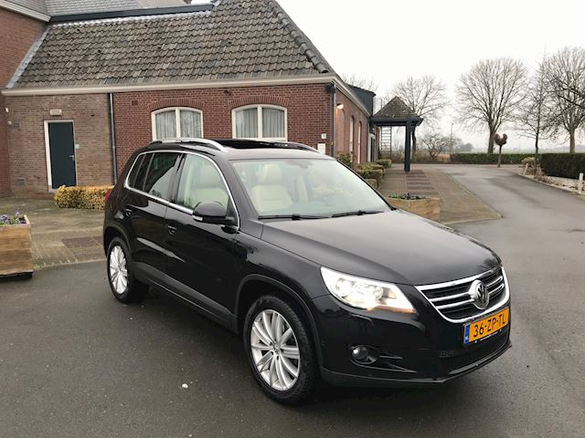 Volkswagen Tiguan 1.4 TSI Sport&Style 4Motion FULL OPTION !!