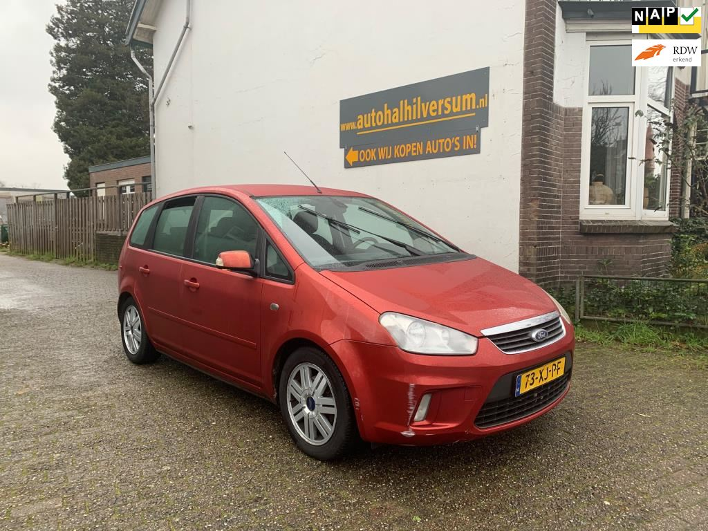 Ford C-Max occasion - Autohal Hilversum