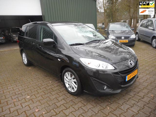 Mazda 5 2.0 Business 7 pers bj 2011 clima/navi