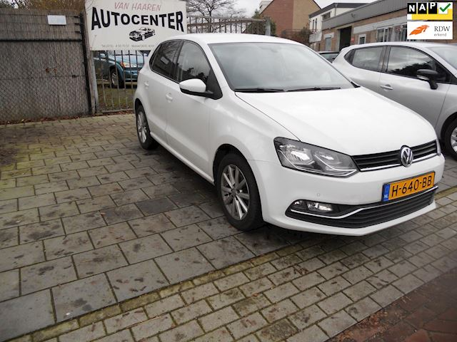 Volkswagen Polo 1.0 BlueMotion Edition climate control parking hulp cours control