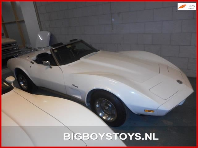 Chevrolet USA Corvette Convertible occasion - Big Boys Toys