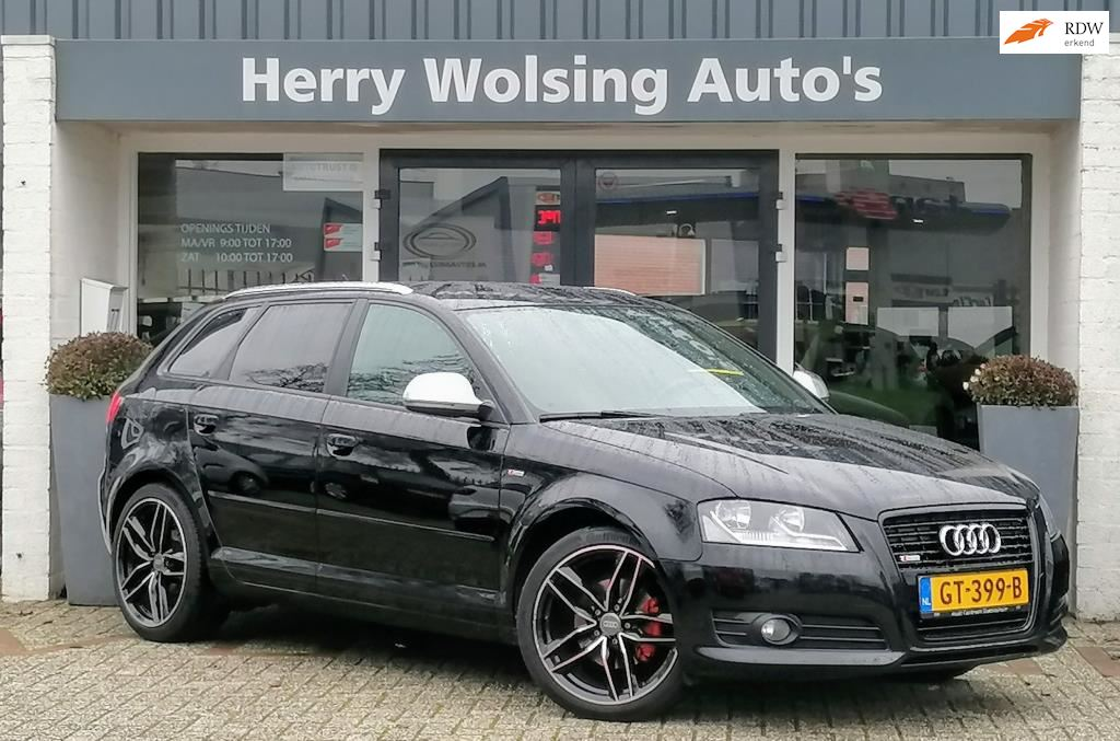 Audi A3 Sportback occasion - Herry Wolsing Auto's