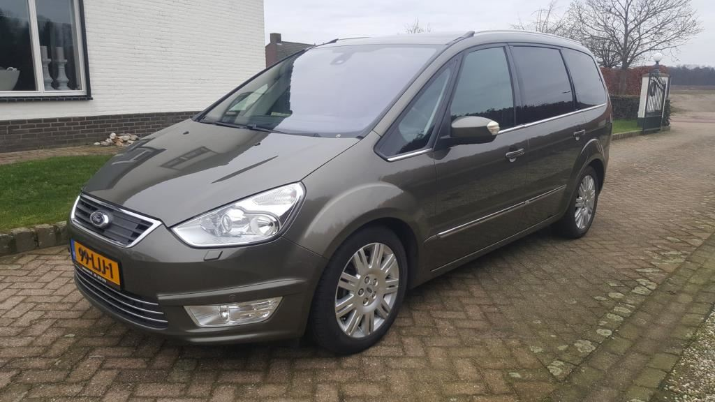 Ford Galaxy occasion - HACRO