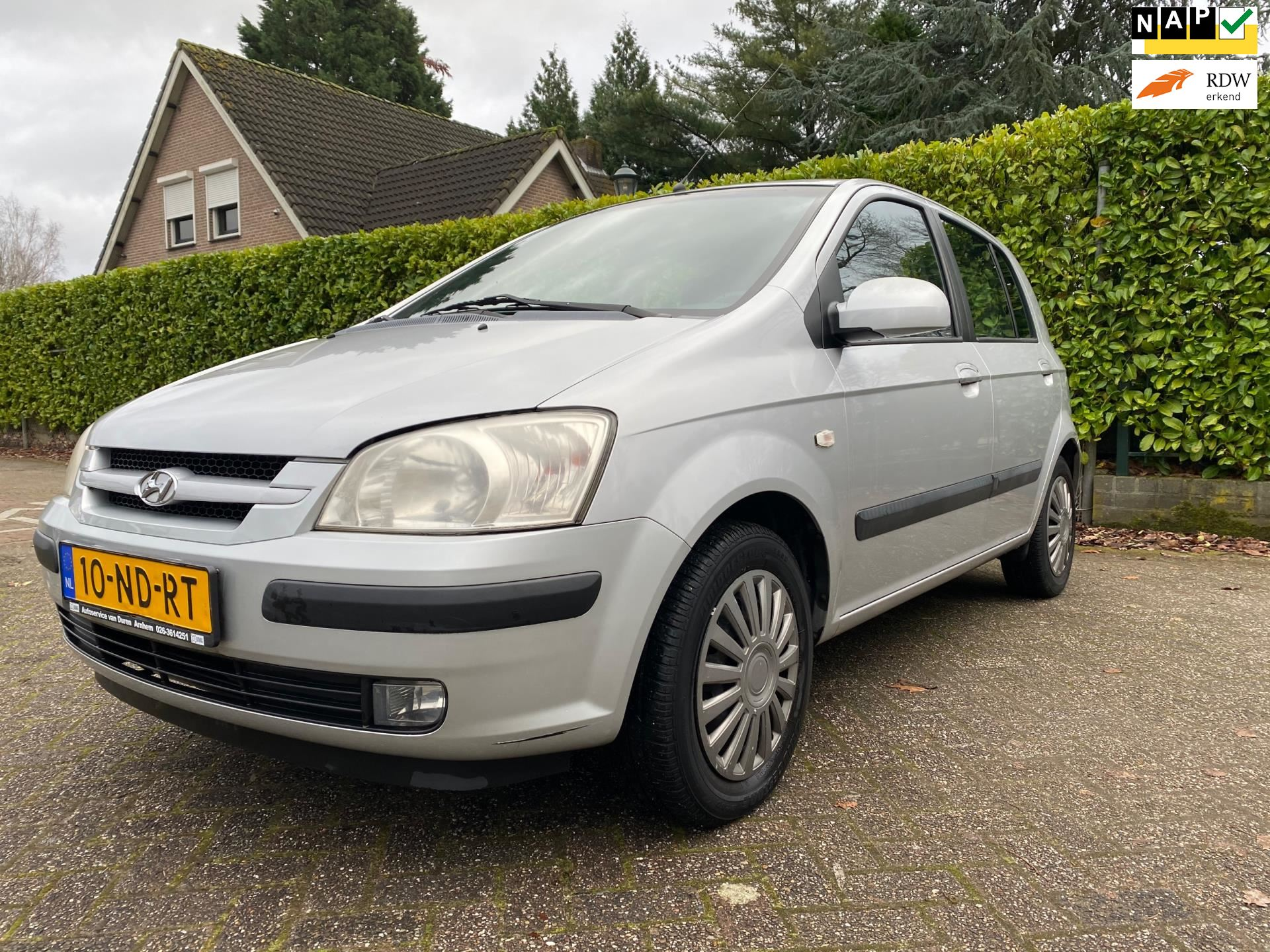 Hyundai Getz occasion - Autoforce