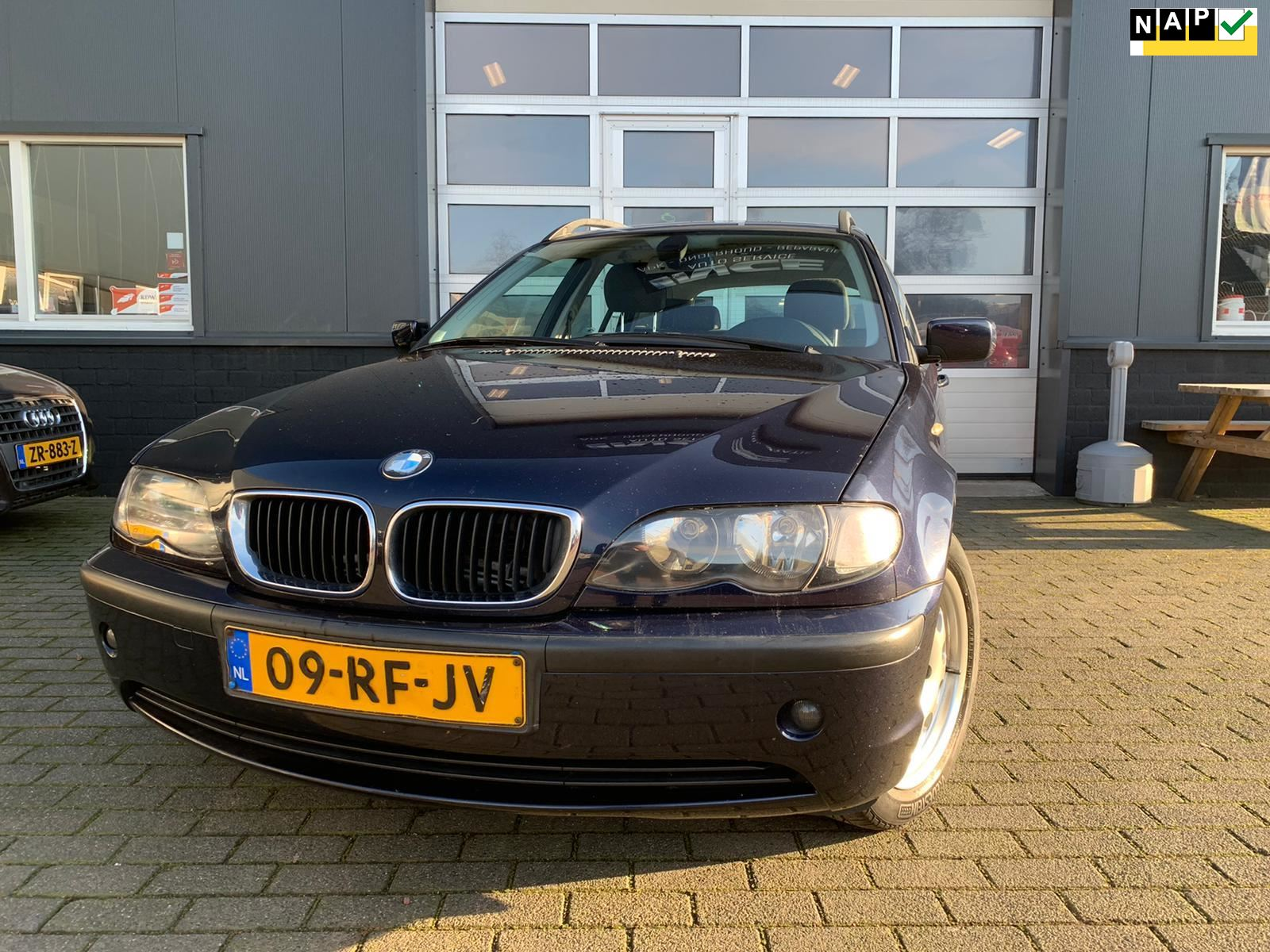 BMW 3-serie Touring occasion - Ince Autoservice