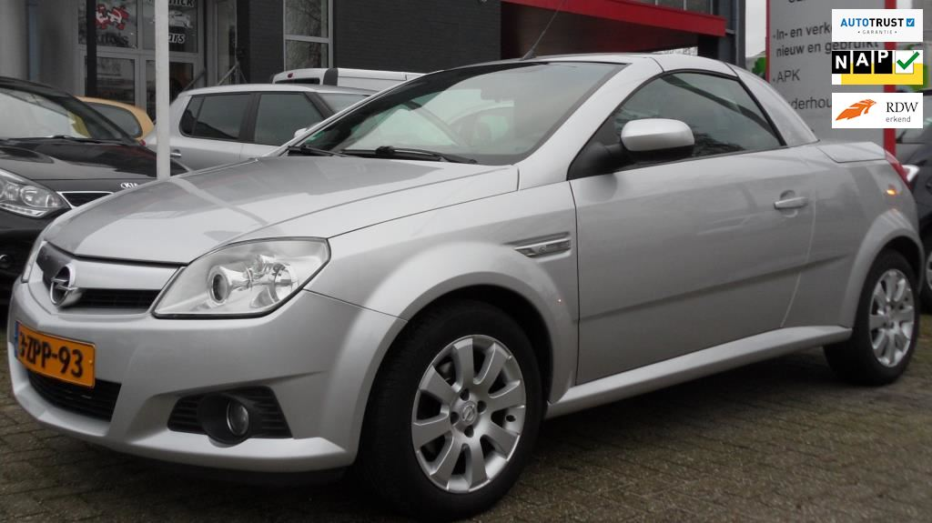 Opel Tigra TwinTop occasion - Gebo Auto's
